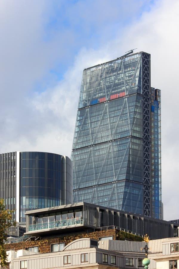 Bâtiment de Leadenhall - Londres photos stock