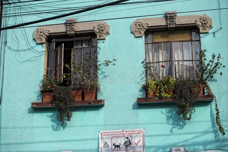 Bâtiment de Mexico photos stock