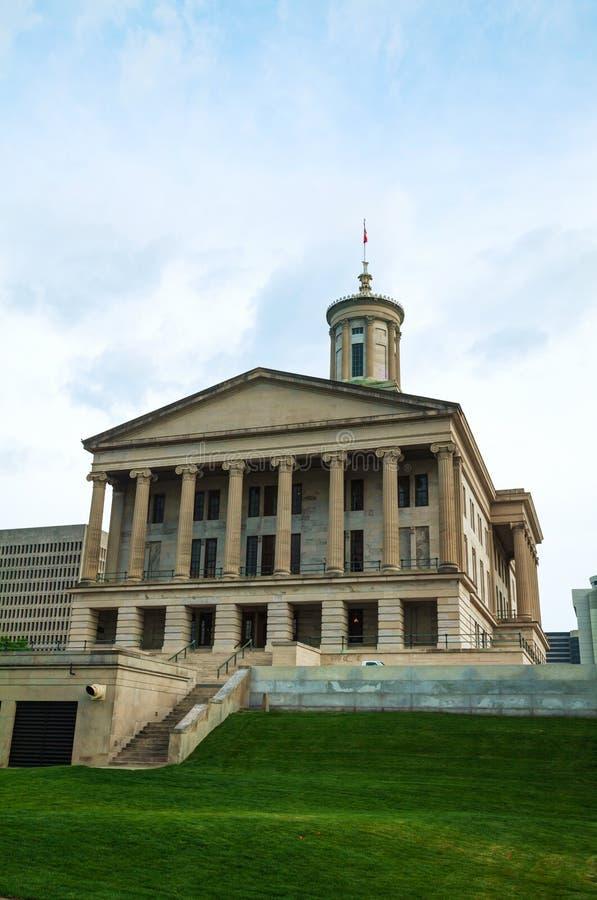 Bâtiment de Tennessee State Capitol à Nashville photographie stock libre de droits
