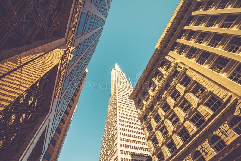 Bâtiment de Transamerica à San Francisco, éditorial le 4 décembre 2017 photos stock