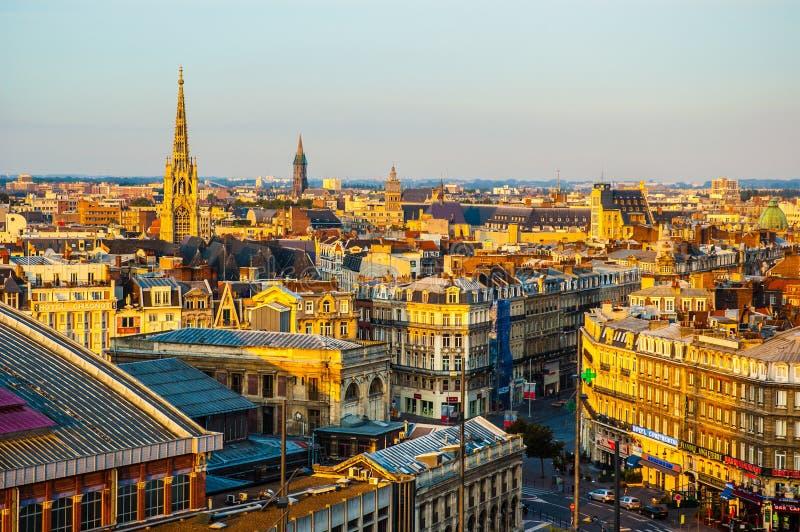 Bâtiment de ville de Lille photographie stock