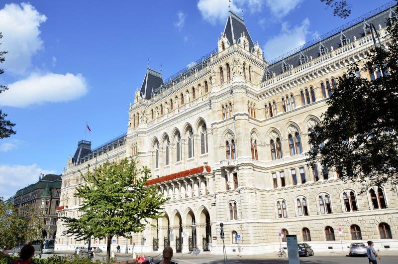 Bâtiment historique à Vienne images libres de droits