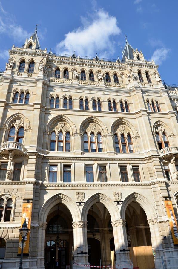 Bâtiment historique à Vienne photo stock