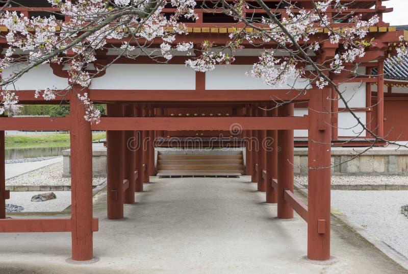 Bâtiment japonais traditionnel photo libre de droits