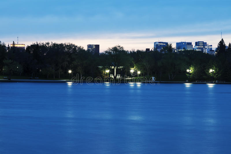 Bâtiment législatif de Saskatchewan photos libres de droits