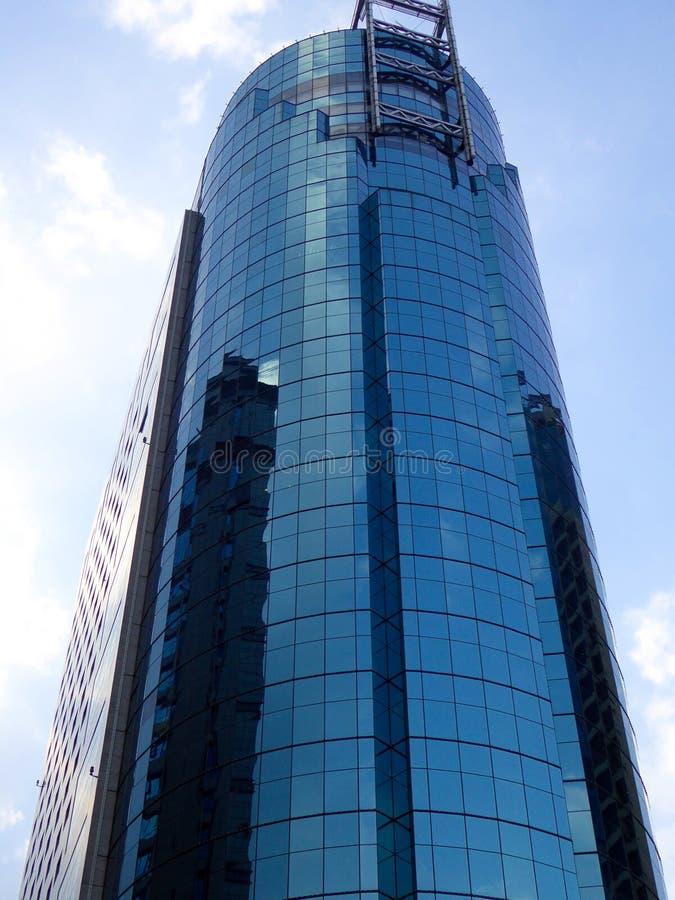 Bâtiment moderne grand à Changhaï photographie stock