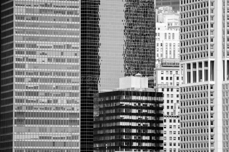 Bâtiments à New York City image stock
