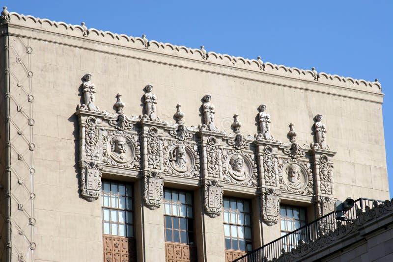 Bâtiments #1 de Hollywood photographie stock libre de droits