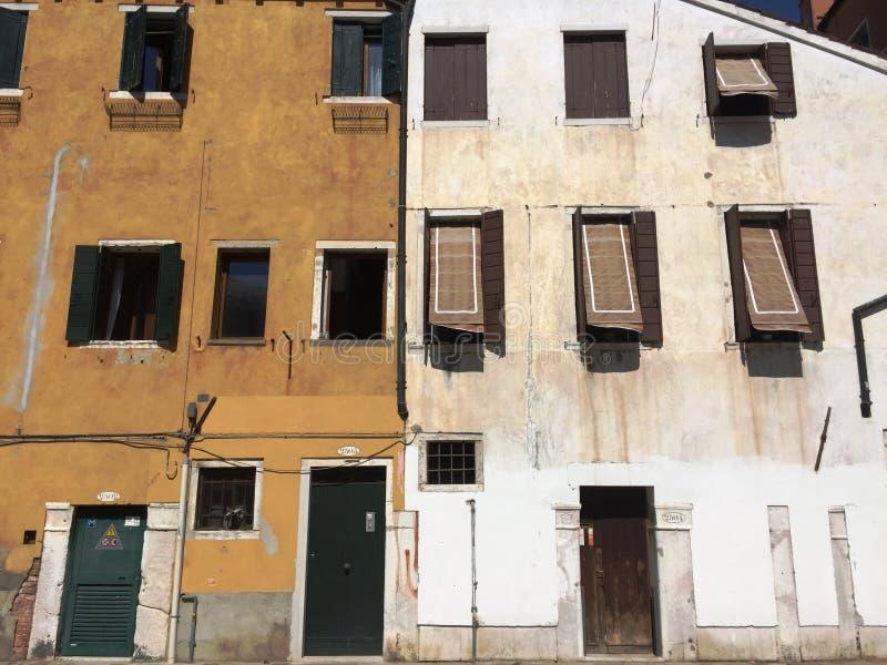 Bâtiments et architecture à Venise photo stock