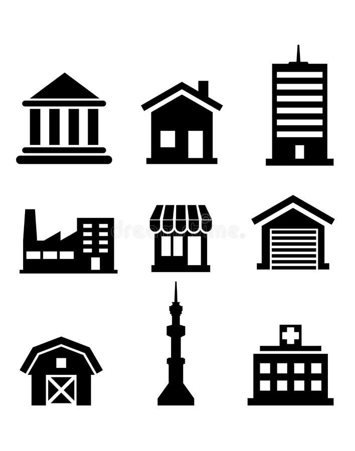 Bâtiments et icônes architecturales