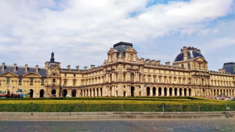 Bâtiments historiques à Paris photo stock