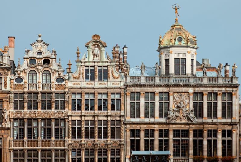 Download Bâtiments Historiques De Bruxelles Grand Place Image stock - Image du belgium, fleuri: 56488815
