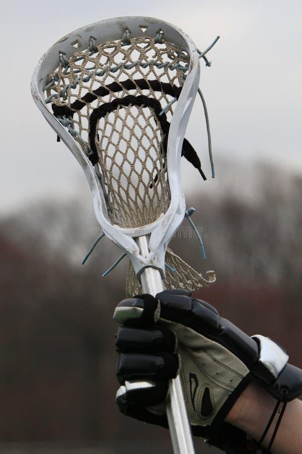 Bâton de lacrosse photo stock