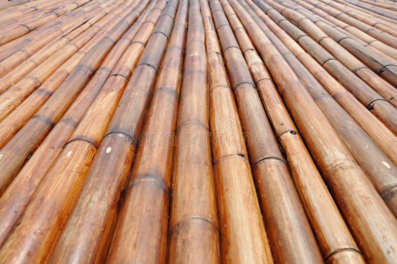 Bâtons en bambou secs photos libres de droits