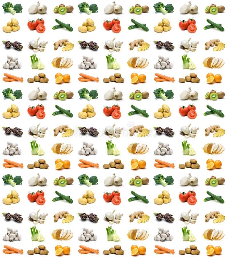 bär fruktt grönsaker royaltyfri fotografi