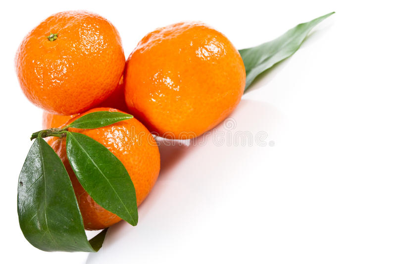 bär fruktt mandarinen arkivbild