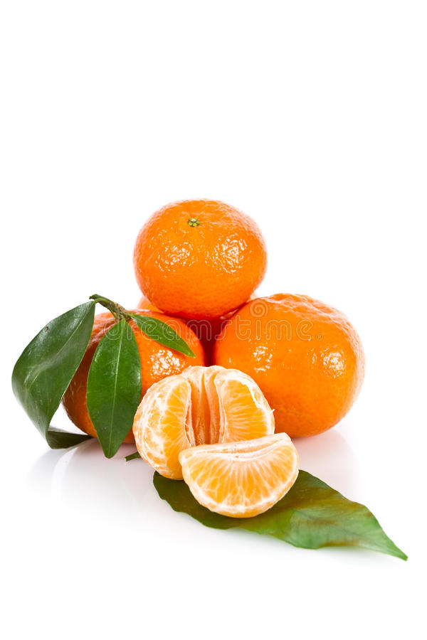 bär fruktt mandarinen royaltyfria foton
