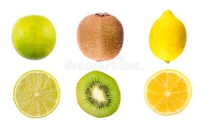 bära fruktt den tropiska mixen royaltyfri bild