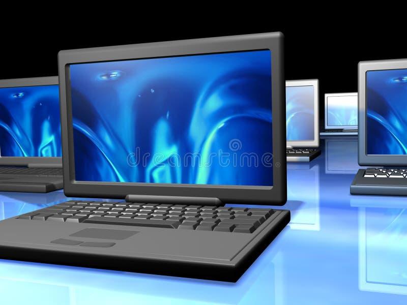 bärbar datornätverk