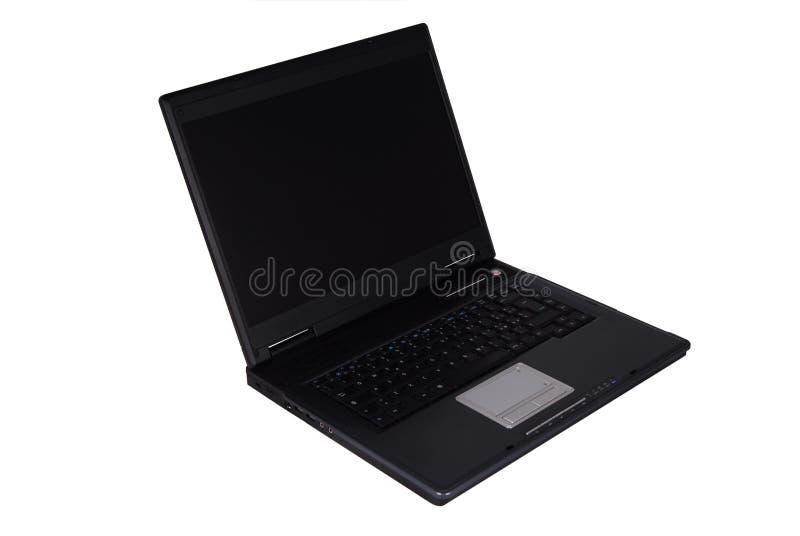 bärbar datorPC arkivfoton