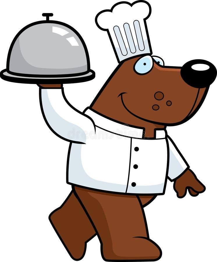 Bären-Chef stock abbildung