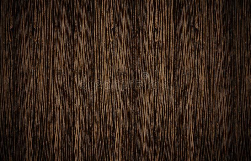 Bästa sikt av brun träyttersida arkivbild