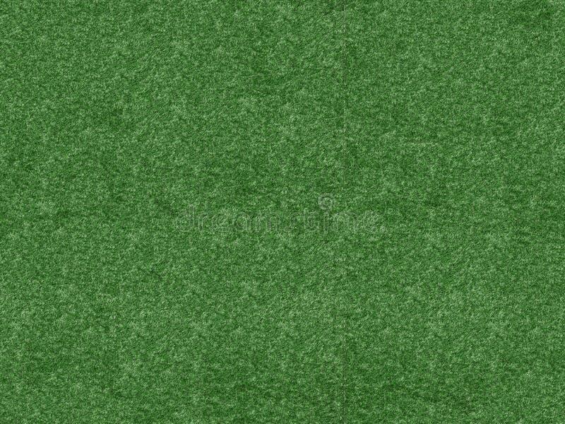 Bästa sikt för grönt gräs royaltyfri illustrationer