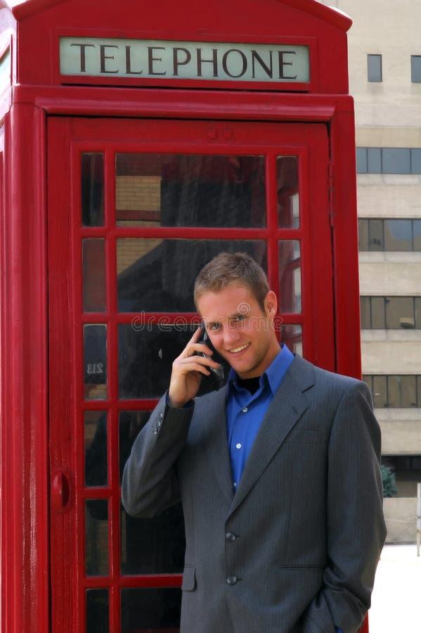 båstelefon royaltyfri fotografi
