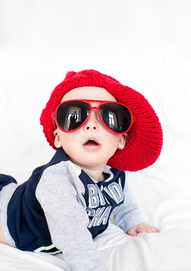 Bébé étonnant photos libres de droits