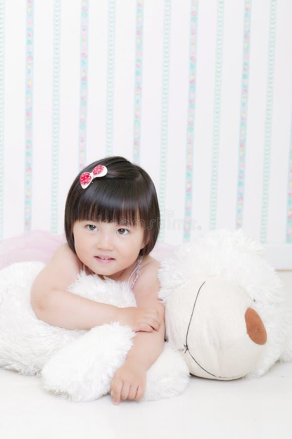Bébé image stock