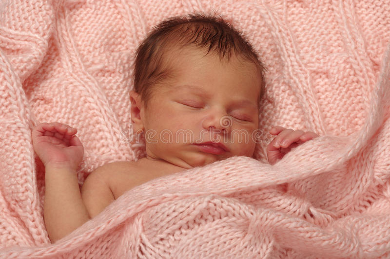 Bébé photo stock