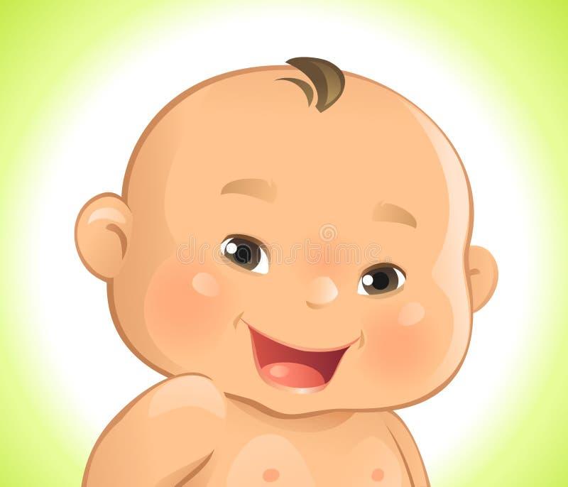 Bébé illustration de vecteur