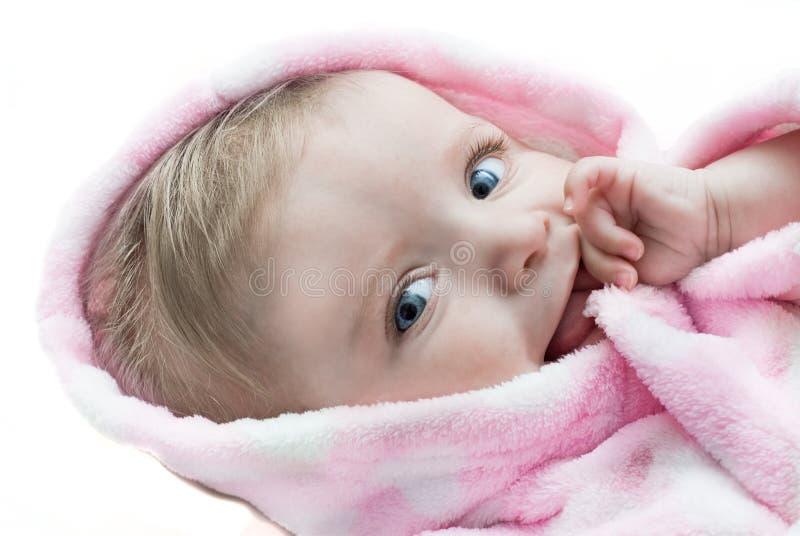 Bébé adorable photo stock