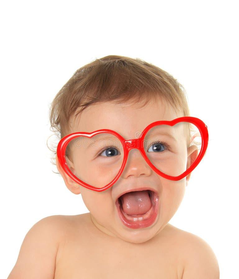 Bébé de Valentine photos libres de droits