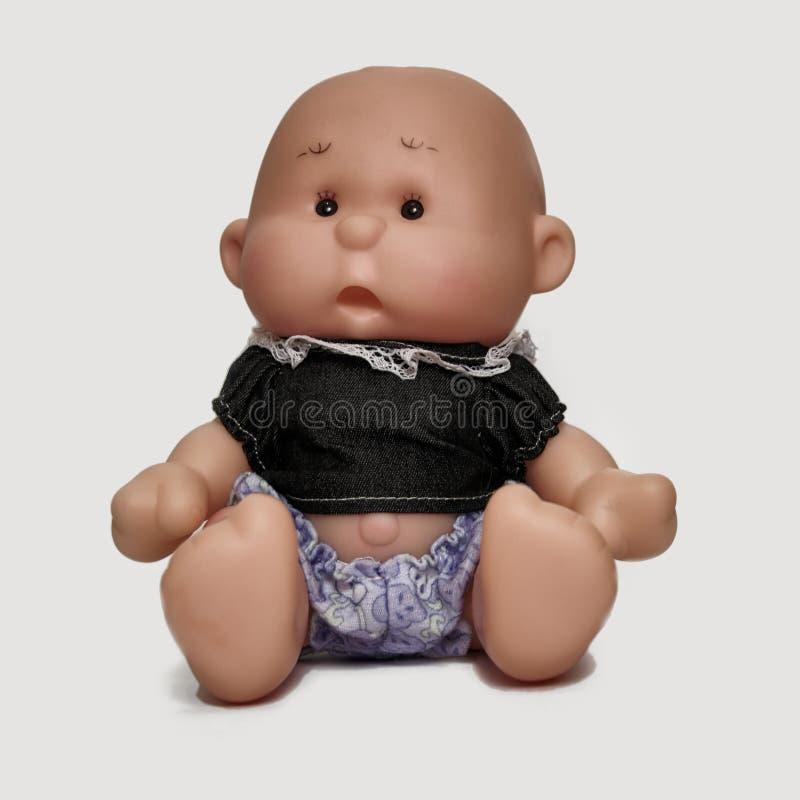 Bébé - poupée images stock