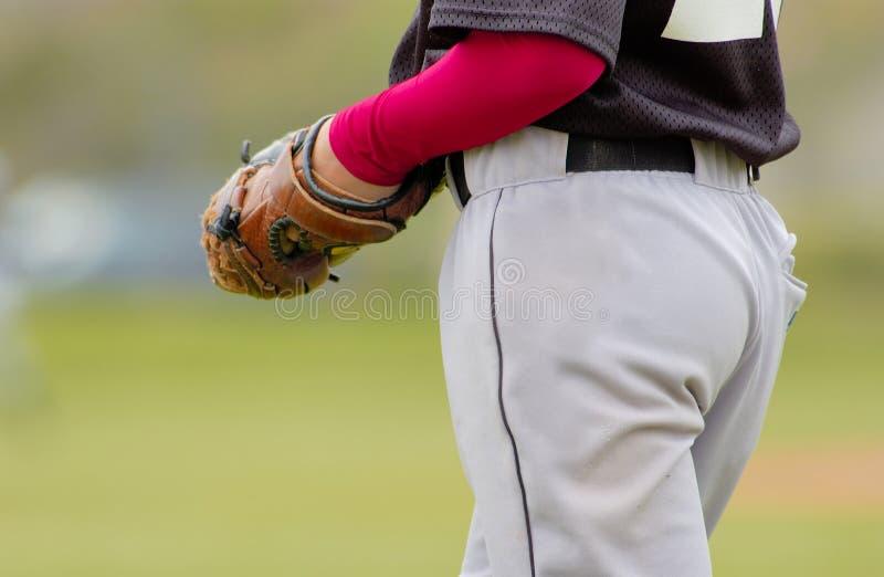 Béisbol fotografía de archivo libre de regalías