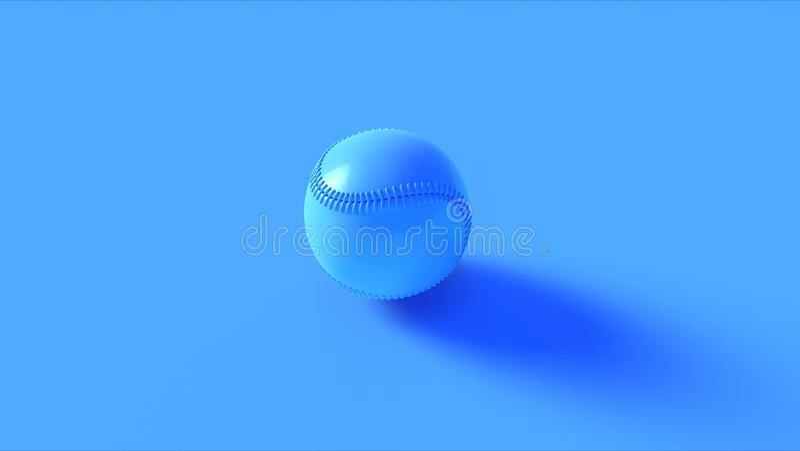 Béisbol azul imagenes de archivo