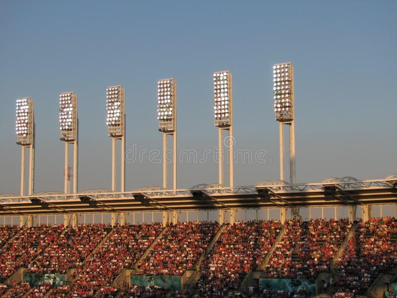Béisbol en América foto de archivo libre de regalías
