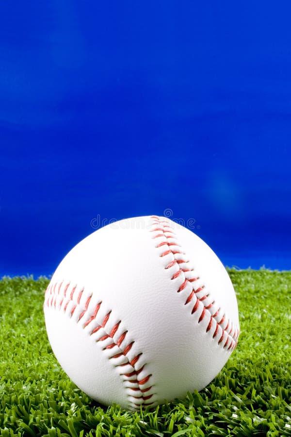 Béisbol en estudio fotografía de archivo libre de regalías