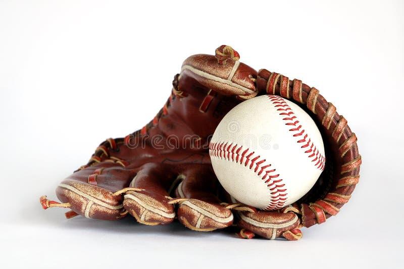 Béisbol puro foto de archivo