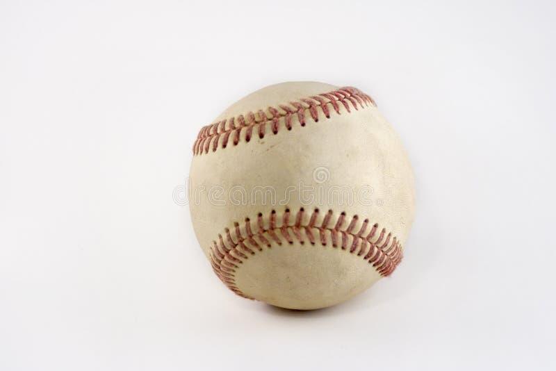 Béisbol sucio fotos de archivo libres de regalías