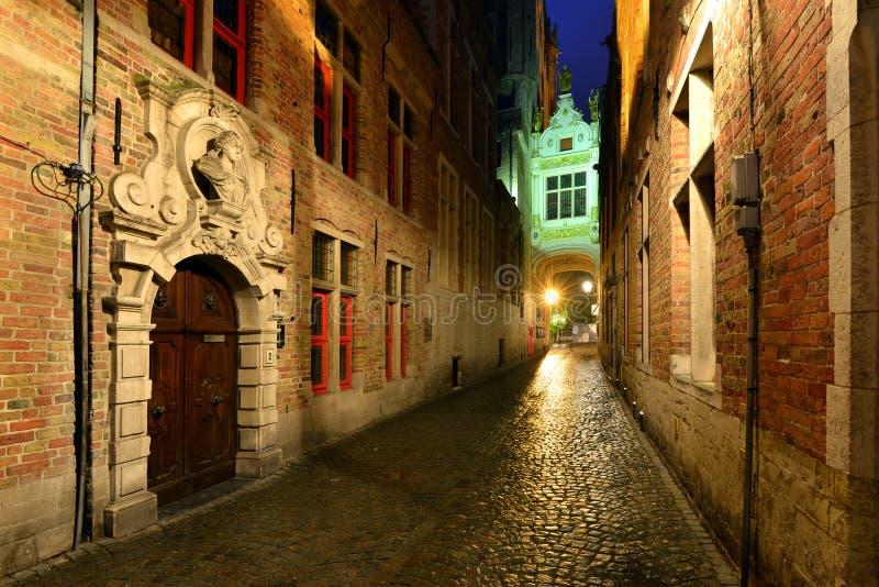 Bélgica, Brujas fotografía de archivo libre de regalías