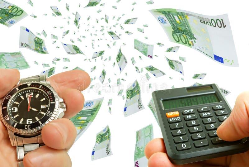 Bénéfices superbes. photos libres de droits