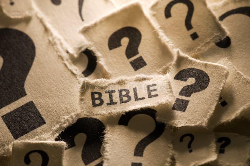 A Bíblia imagens de stock