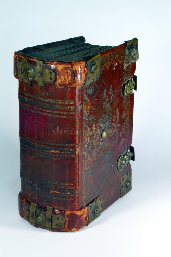 A Bíblia antiga imagens de stock