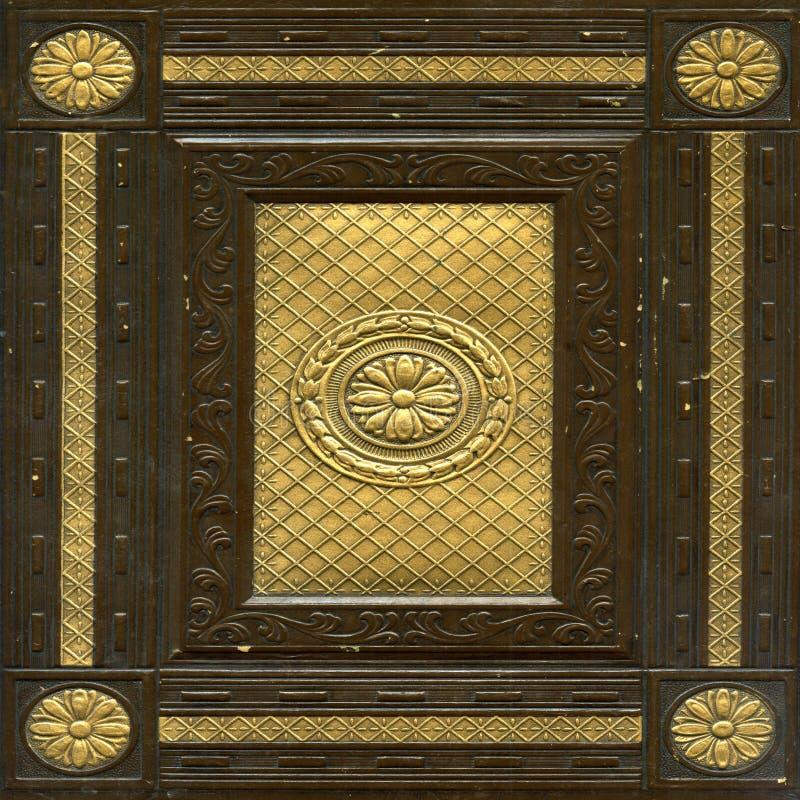 A Bíblia de couro velha fotos de stock royalty free