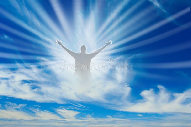 bóg zdjęcie stock