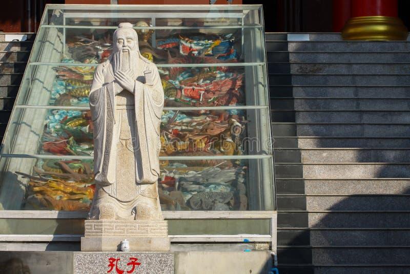 Bóg bogactwa bogactwo i dobrobytu chiński styl zdjęcie stock