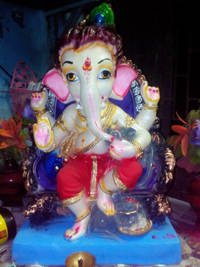 Bóg Ganesha fotografia royalty free