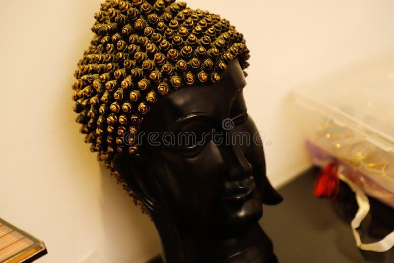 Bóg Goutama Buddha obraz royalty free